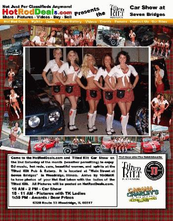 See the Ladies with Your Hot Rod!